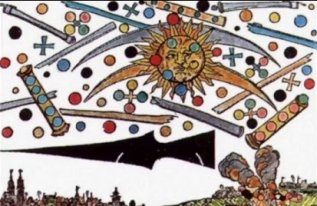 Medieval UFO Sightings